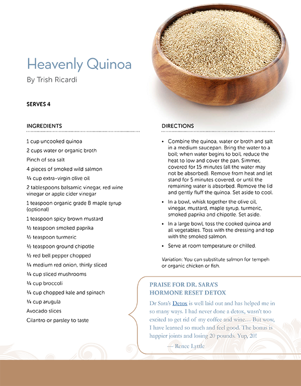 Heavenly Quinoa