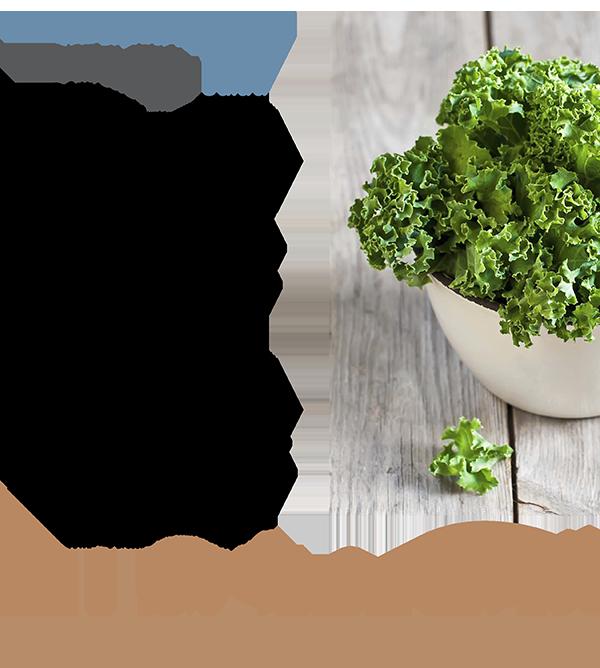 Savory Kale Salad